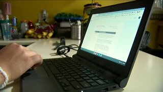 Low-income families worried about remote learning
