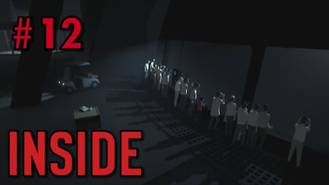 Playdead's INSIDE (WTF is that?!) Let's Play! #12