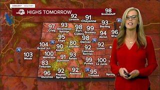Forecast: Sunday night update