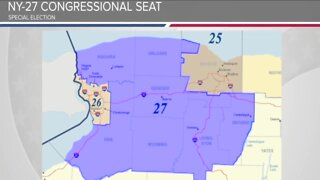 Last minute push for candidates in NY 27