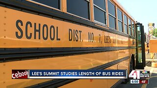 New Lee's Summit school plan leads to shorter bus rides