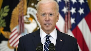 President Biden Holds First Formal Solo News Conference