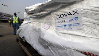 COVAX Vaccine Shipment Arrives In Ghana