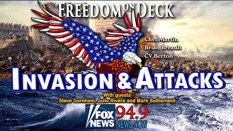 Invasion & Attacks
