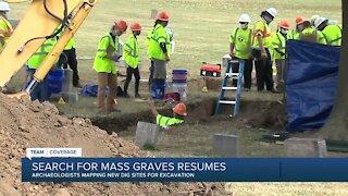 1921 Race Massacre mass graves excavation continues June 1