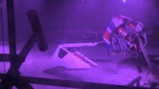 Robots Live Crawley 2021: Apollo Vs Vulcan (Fight 3)