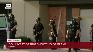 Department of Justice launches investigation into Blake shooting