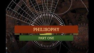 PHILOSOPHY STARTS HERE