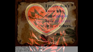 I don't know why some people have pleasure to hurt others... [Quotes and Poems]