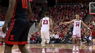 Badgers coach, players support Kobe King after abrupt transfer