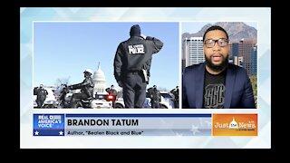 Brandon Tatum - Democrats using emotion to attack police.