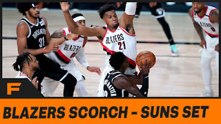 Blazers Top Nets To Advance To Play-In - Kick Suns OUT Of Bubble | NBA RECAP
