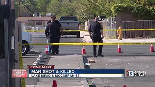 North Las Vegas police investigating 2 deaths