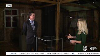 Auschwitz exhibit opens at Union Station
