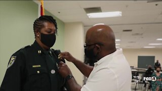 Charlotte County Sheriff's Office appoints first Black captain