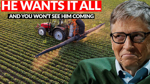 BILL GATES Owns the Most Farm Land | BUT THAT'S NOT ALL