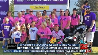 Alzheimer's Association expands in Kern County