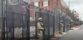 Jan 29—DC Police and National Guard Movement