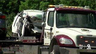 Six killed, including Owenton, Ky. family, in head-on crash on I-75