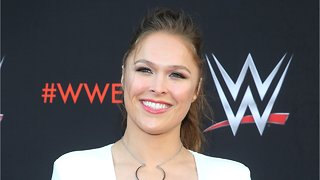 Ronda Rousey Hints At Starting A Family