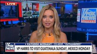 Kayleigh McEnany BLASTS Biden On His Border Crisis