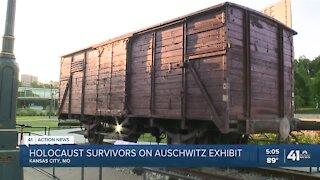 Auschwitz exhibit at Union Station opens on Monday