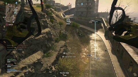 Classic Warzone Triple Kill