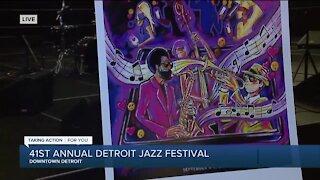 2020 Detroit Jazz Festival