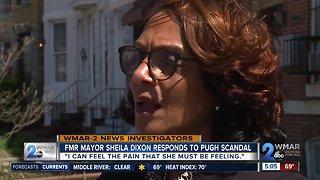 Former Baltimore Mayor Sheila Dixon Responds to Pugh Scandal