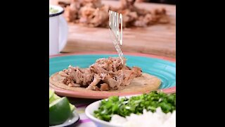 Homemade Carnitas in Pressure Cooker