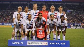 US Women's Soccer Team Files Gender Discrimination Lawsuit