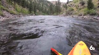 The South Fork of the Salmon watershed showcases the remote wilderness we have in Idaho