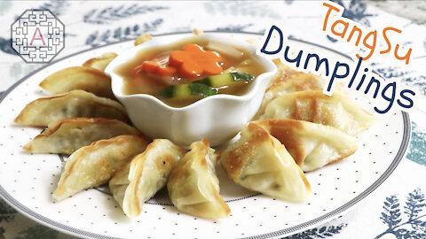 Korean Dumplings with Sweet and Sour Sauce (탕수만두, TangSu ManDu) | Aeri's Kitchen
