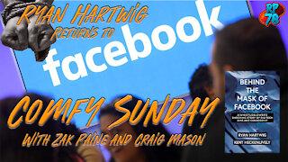 Ryan Hartwig returns to Comfy Sunday with Zak Paine and Craig Mason