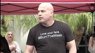 No More Masks Rally_Report #3