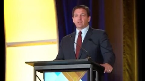 """Governor DeSantis CALLS OUT Authoritarian Australia: """"That's Not A Free Country At All"""""""
