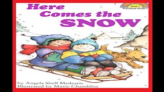 Here Comes the SNOW   Read Aloud   Simply Storytime