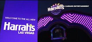 Harrah's Las Vegas finishes $200M renovation strip property