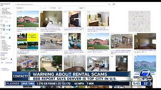 BBB is warning about rental scams