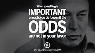 Elon Musk Incredible Speech - Motivational video