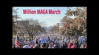Million MAGA March in Washington, D.C. November 14th, 2020
