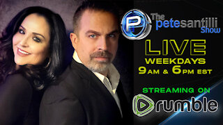 Live EP 2642-8AM FED UP: AMERICANS WHO ATTENDED IOWA RALLY BELIEVE CIVIL WAR IS ON THE HORIZON