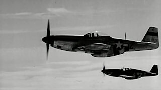 Aviation Week: Day 1 Red Tails Part 1