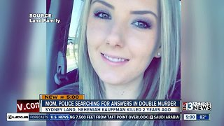 Family searching for answers 2 years after double murder