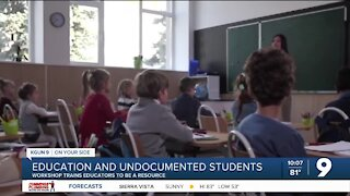 Strategies to help undocumented students acquire their education