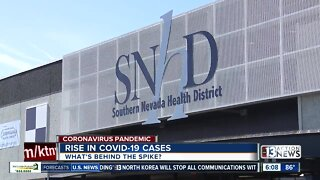 Health officials speak on worries of future spike in COVID-19 cases