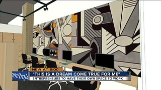 First Look: Inside new African American Chamber of Commerce co-working space