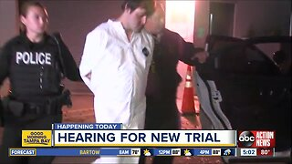John Jonchuck requests new trial after first degree murder conviction