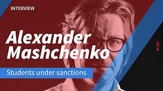 Interview: Students under sanctions