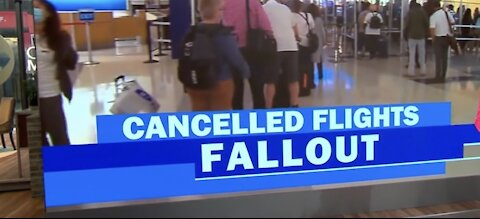 This Is The REAL Reason They Cancelled Hundreds Of Flights